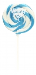 Whirly Pop COLORS - Light Blue & White 24/1.5 oz