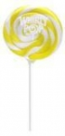 Whirly Pop COLORS - Yellow & White 24/1.5 oz